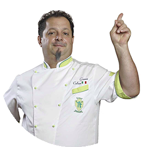 Chef Gianni Calaon