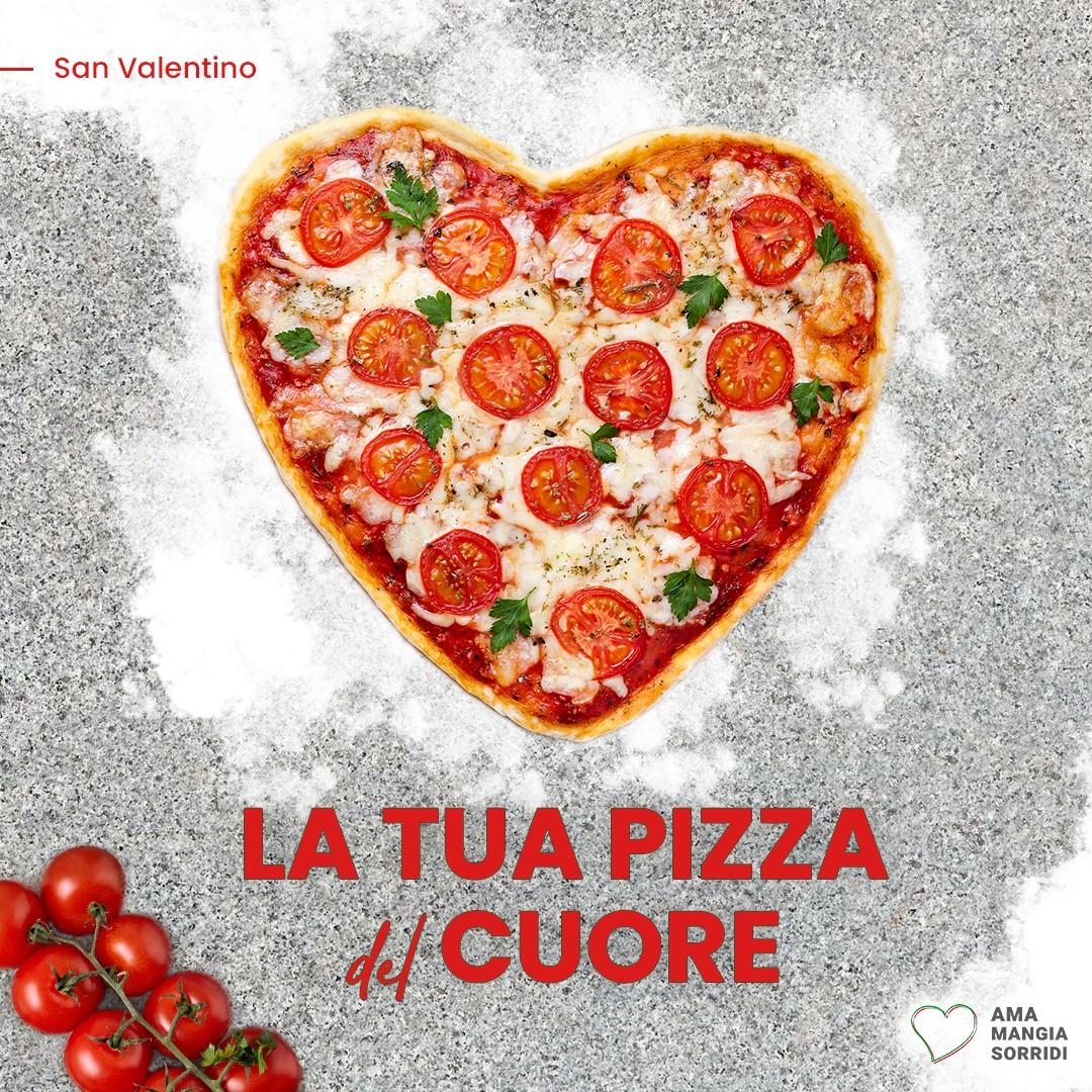 Pizza del cuore